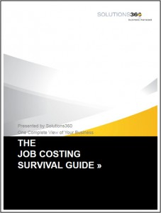 Get Your Free Job Costing Survival Guide Now!