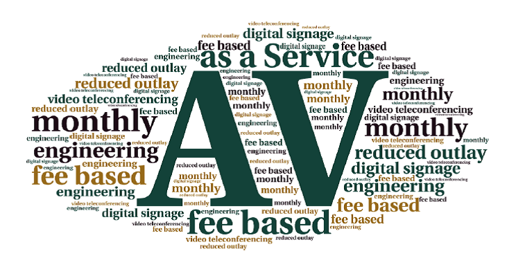 customers want AV-as-a-Service