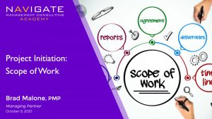 Navigate Academy: L11 Scope of Work