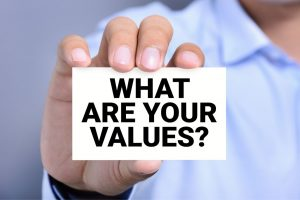 Are You Living Your Values?