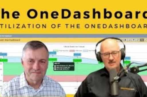 Planning and Forecasting with the OneDashboard