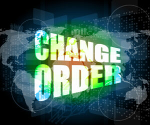 Project Change Orders